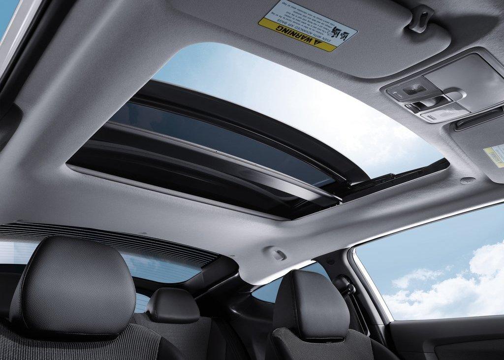 2012 Hyundai Veloster Sunroof (View 10 of 13)