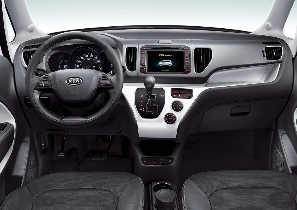 2012 Kia Ray EV Interior (View 3 of 7)