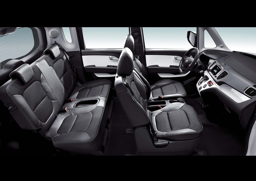 2012 Kia Ray EV Room (View 4 of 7)
