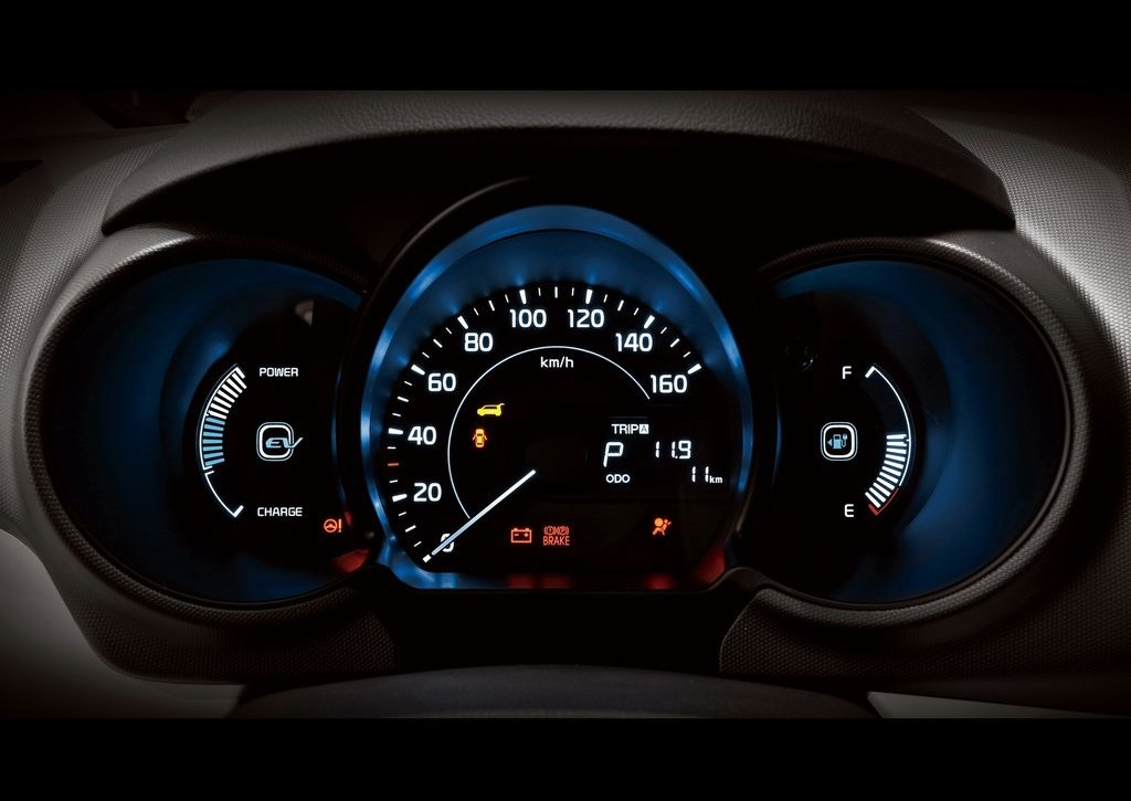 2012 Kia Ray EV Speed (View 6 of 7)