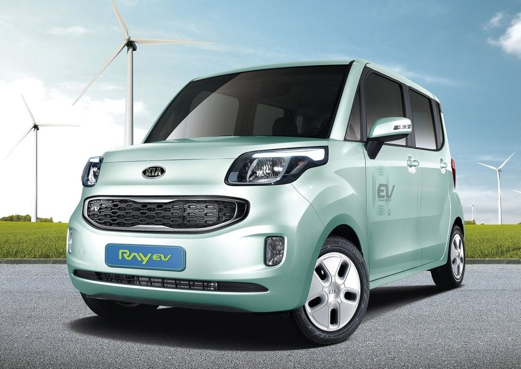 Featured Image of 2012 Kia Ray EV Review