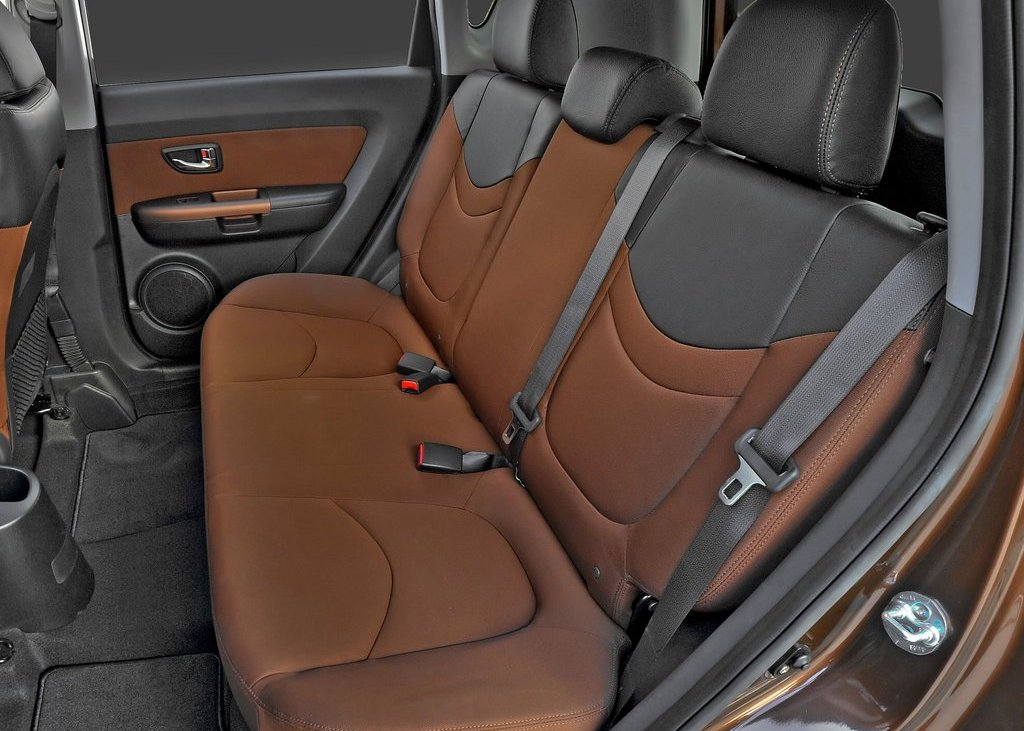 2012 Kia Soul Seat (Photo 7 of 9)