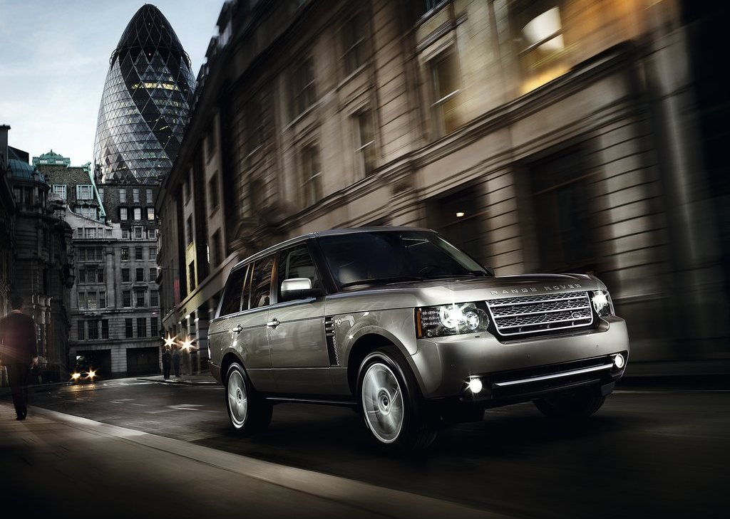 2012 Land Rover Range Rover Front (Photo 3 of 8)