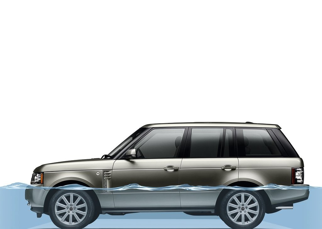 2012 Land Rover Range Rover On The Water (Photo 5 of 8)