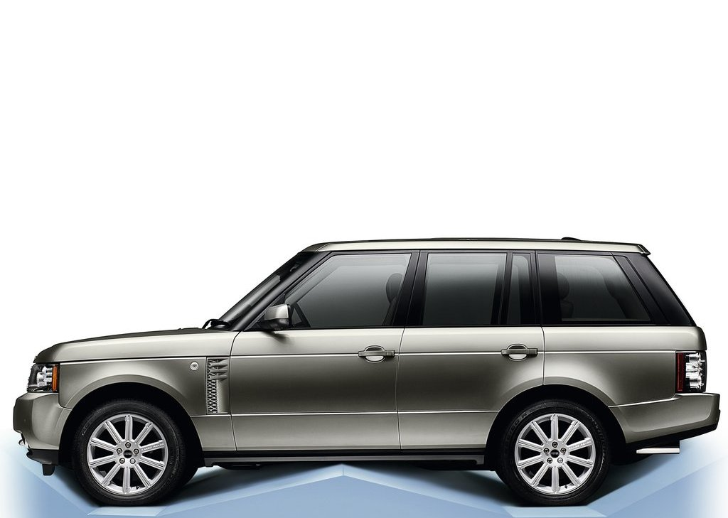 2012 Land Rover Range Rover Side (Photo 8 of 8)