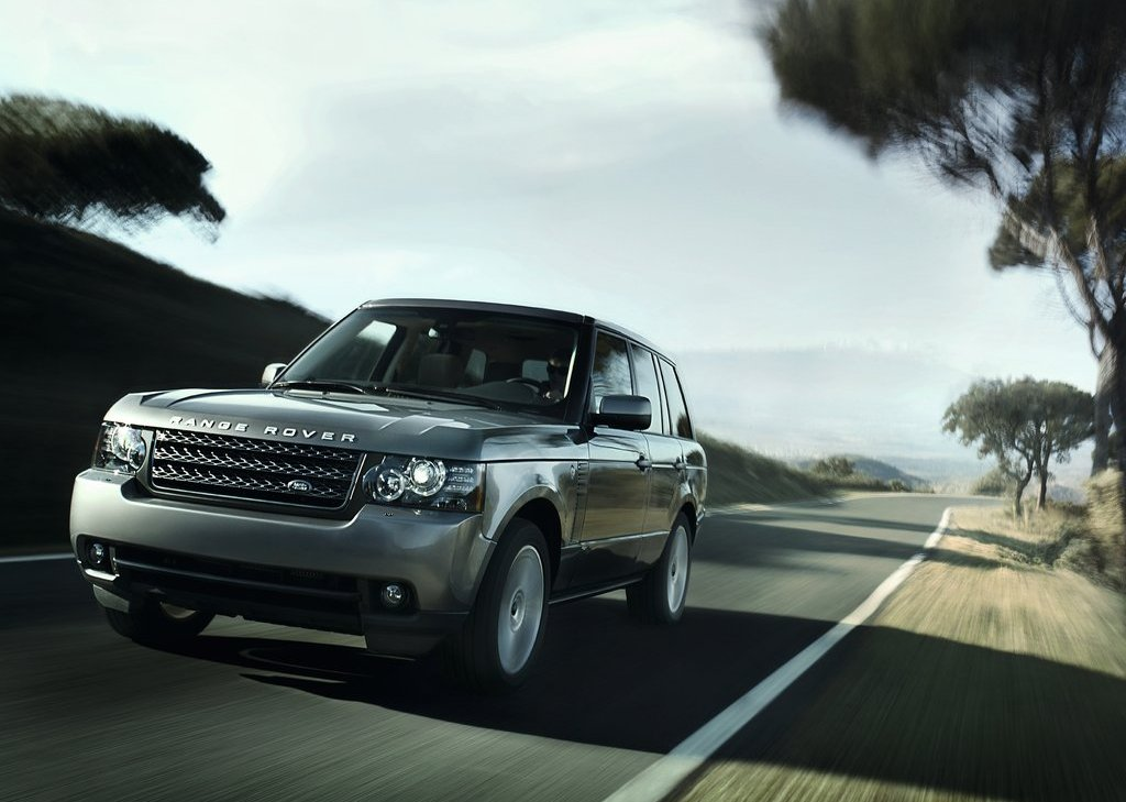 Featured Image of 2012 Land Rover Range Rover Review