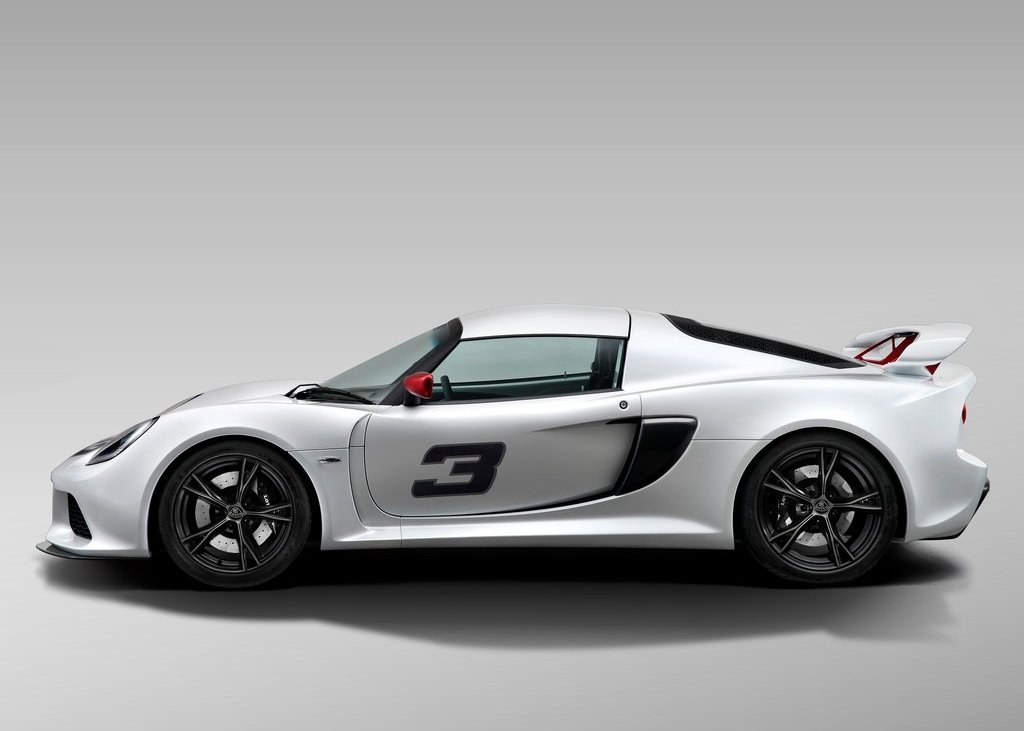 2012 Lotus Exige S Side (Photo 5 of 5)