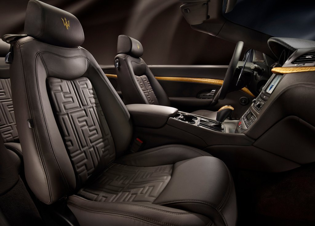 2012 Maserati GranCabrio Fendi Interior (View 1 of 3)