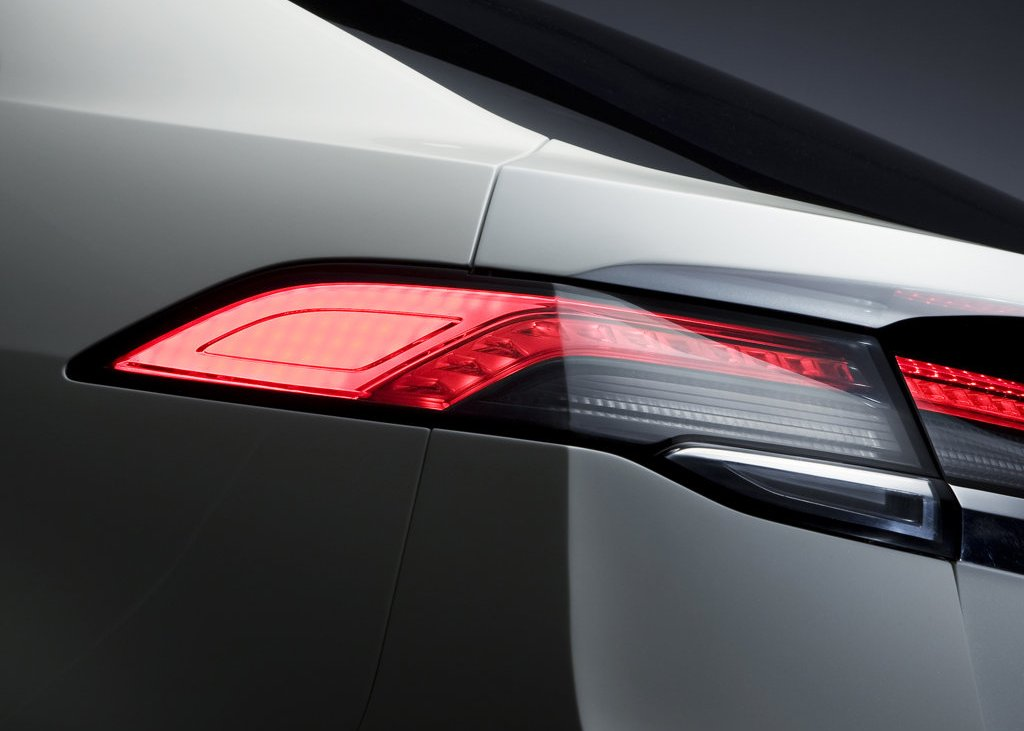 2012 Opel Ampera Tail Lamp (View 9 of 11)