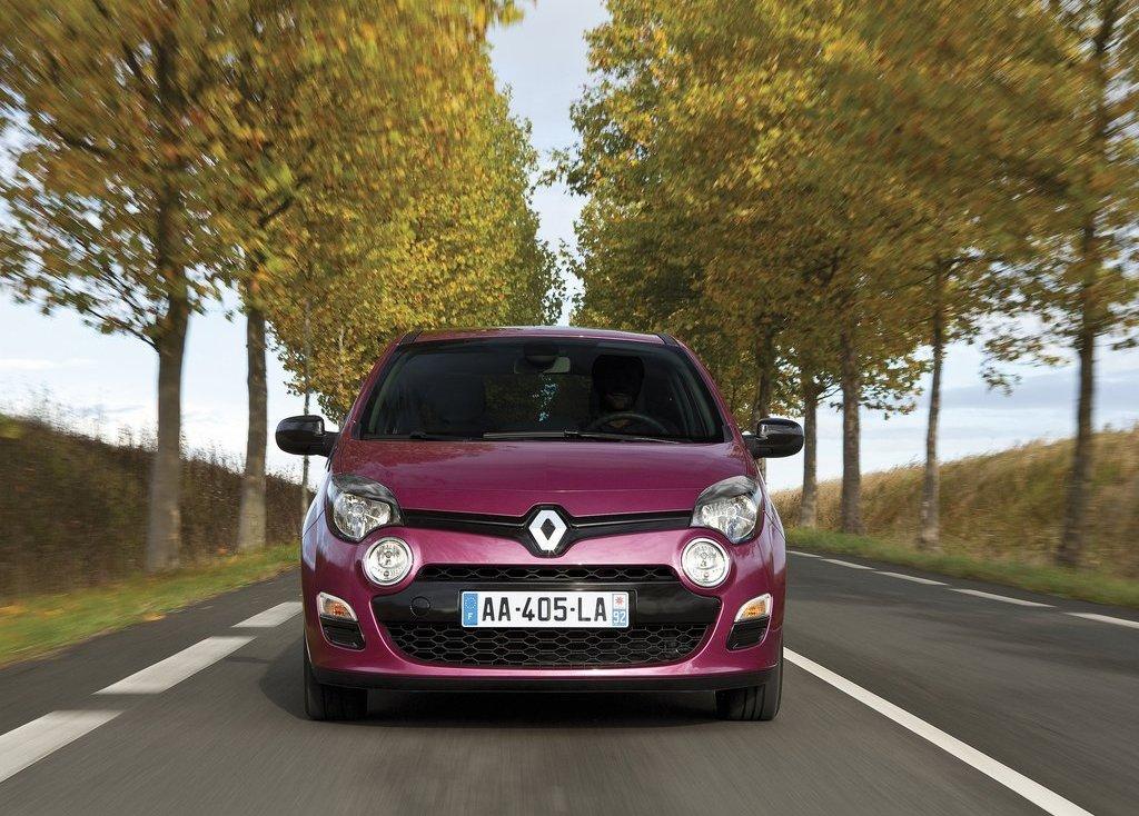 2012 Renault Twingo Front (Photo 2 of 9)