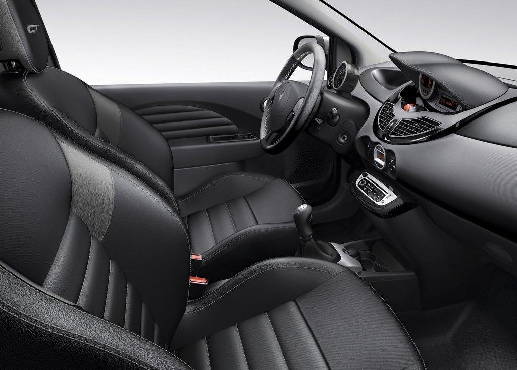 2012 Renault Twingo Interior (Photo 3 of 9)
