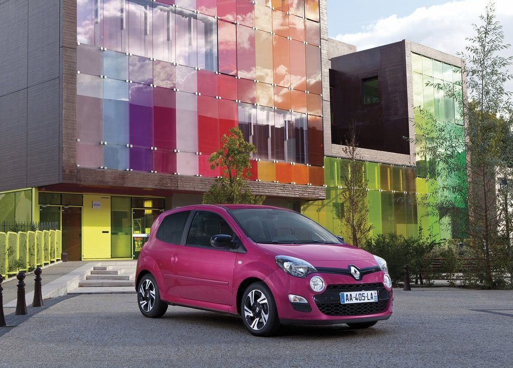 2012 Renault Twingo Right Side (View 3 of 9)