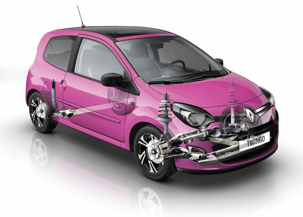 2012 Renault Twingo Technical (Photo 7 of 9)