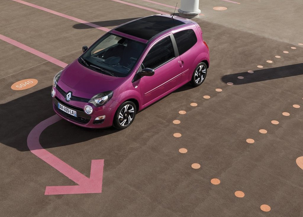 2012 Renault Twingo Top (View 7 of 9)