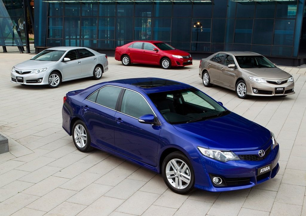 2012 Toyota Camry AU Version All (Photo 2 of 10)