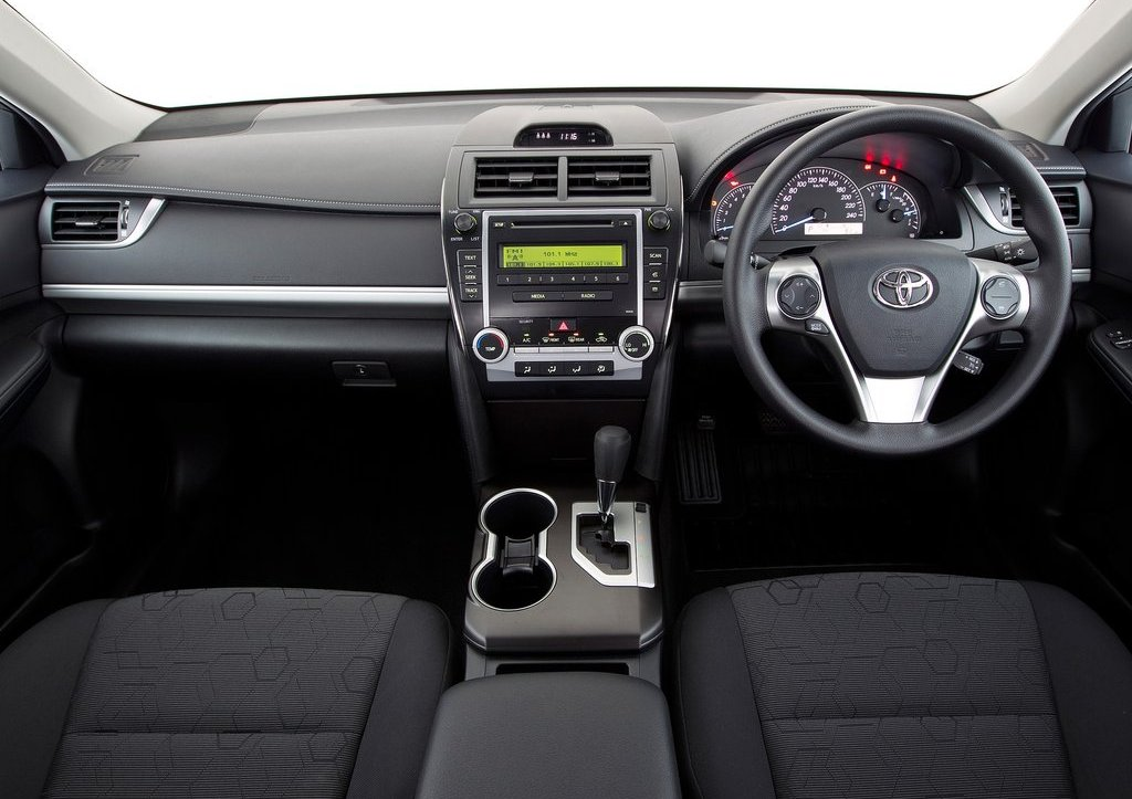 2012 Toyota Camry AU Version Interior (Photo 7 of 10)