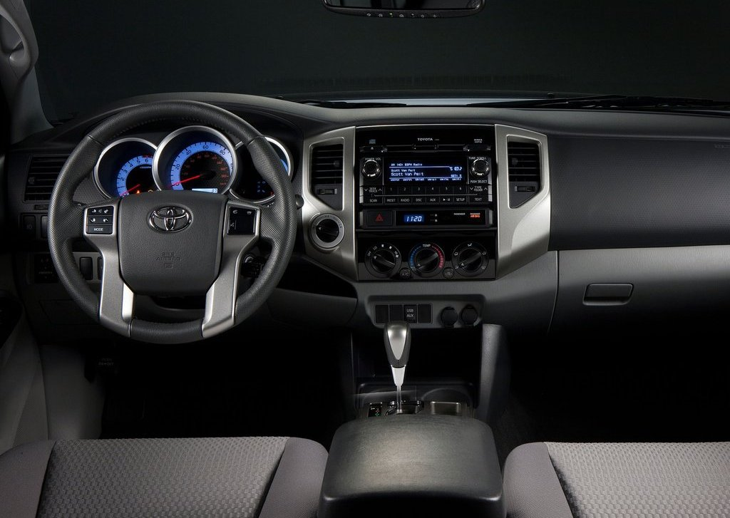 2012 Toyota Tacoma Interior (Photo 5 of 10)