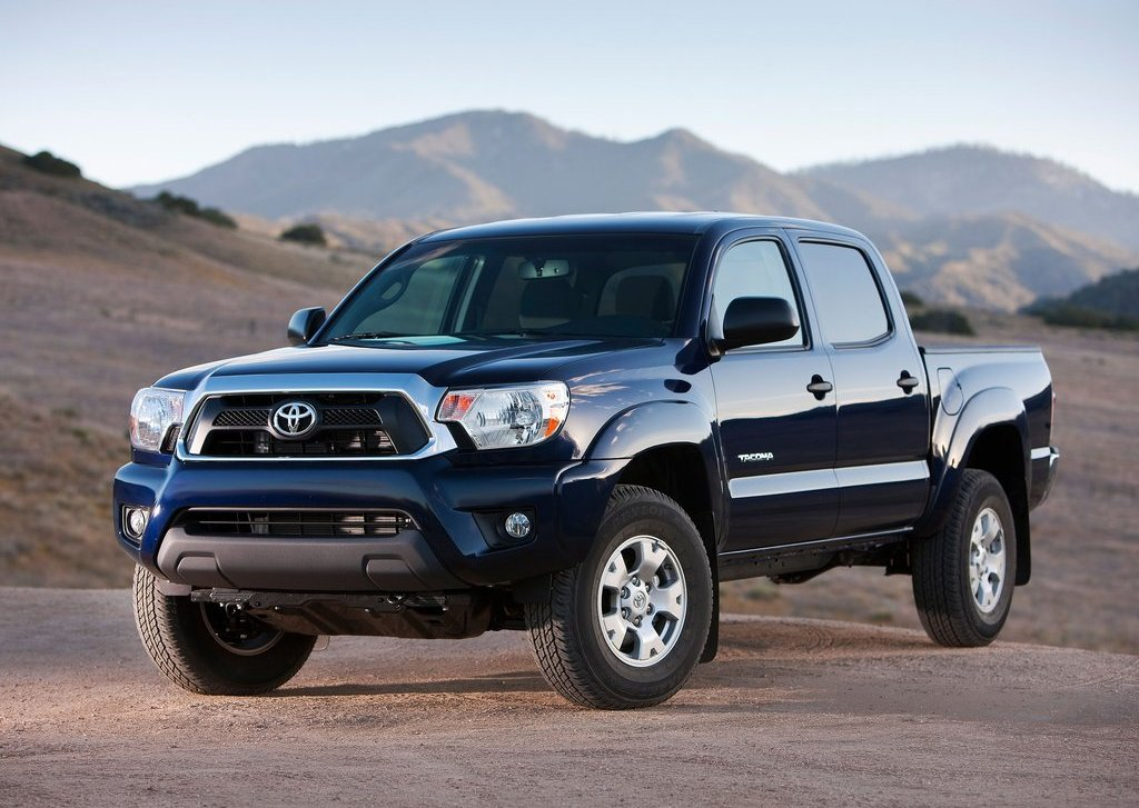 Featured Image of 2012 Toyota Tacoma Review