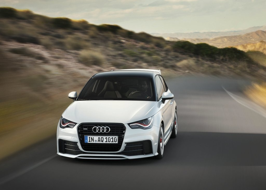 2013 Audi A1 Quattro Front (Photo 3 of 10)