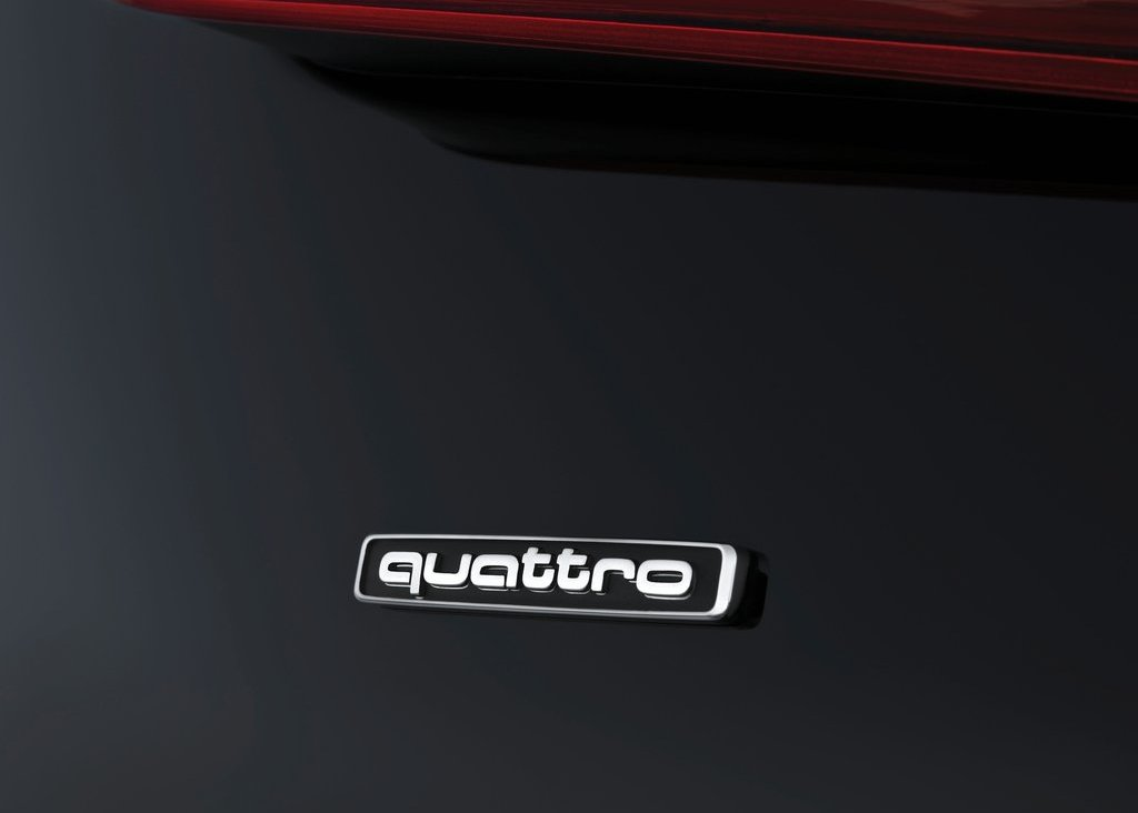 2013 Audi A1 Quattro Logo (Photo 7 of 10)
