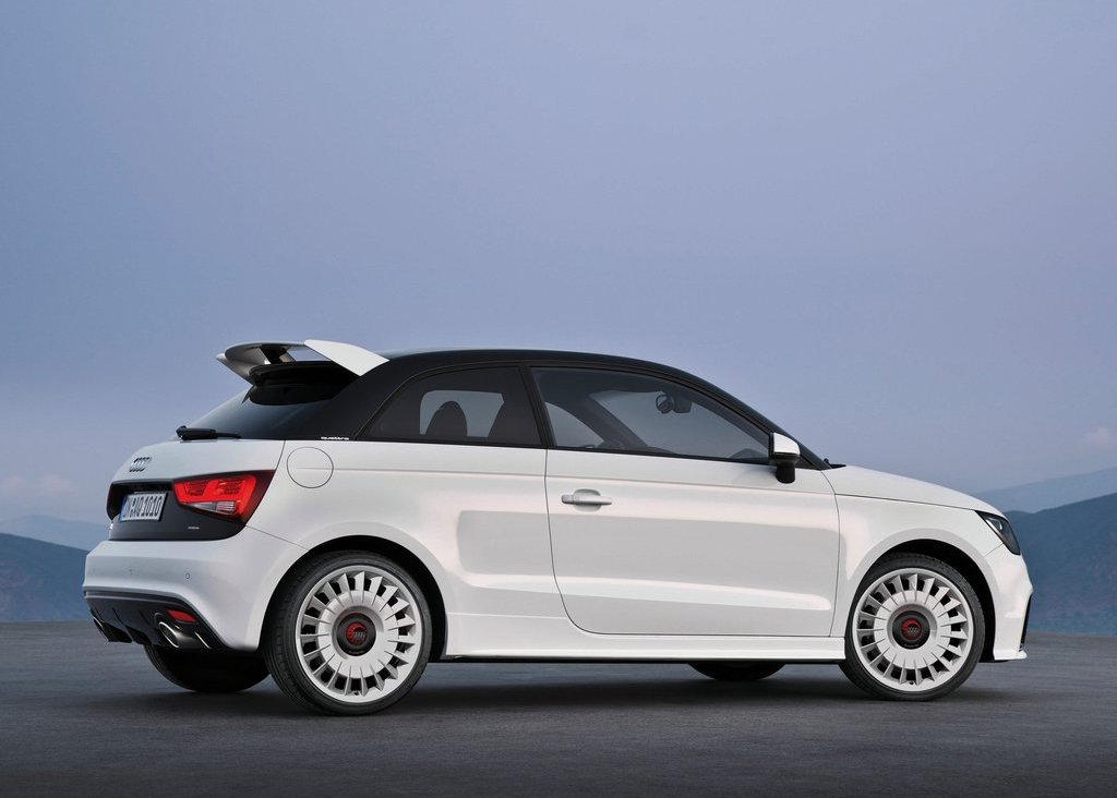 2013 Audi A1 Quattro Right Side (Photo 9 of 10)