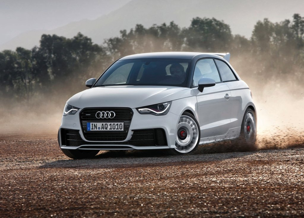 Featured Image of 2013 Audi A1 Quattro Review
