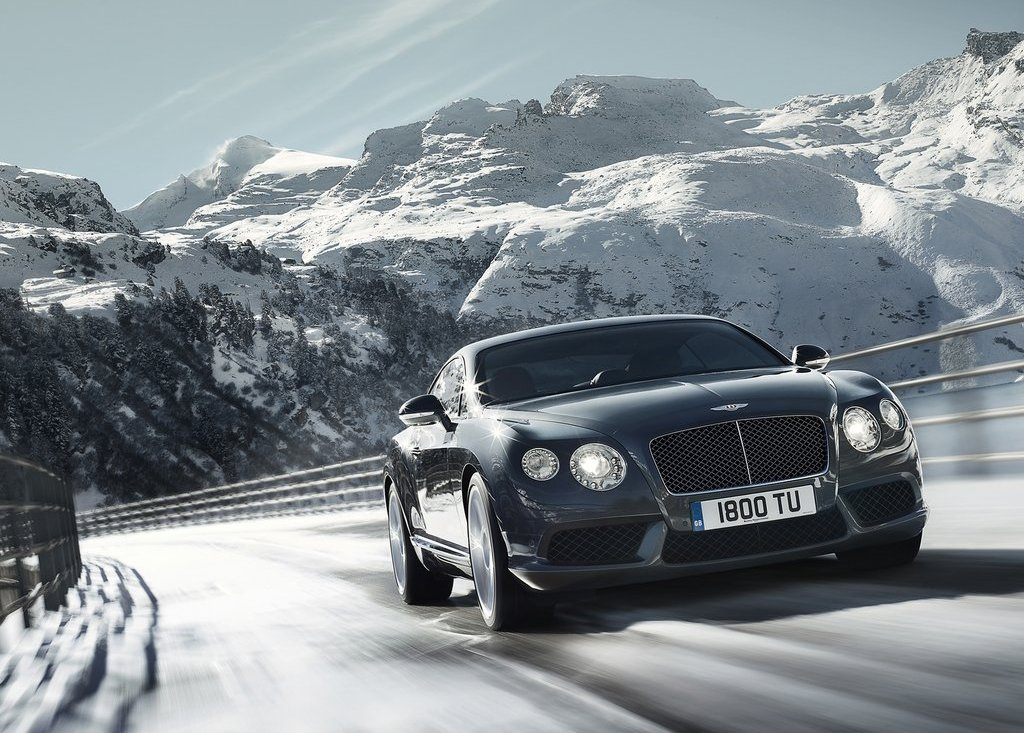 2013 Bentley Continental GT V8 Front (Photo 3 of 8)