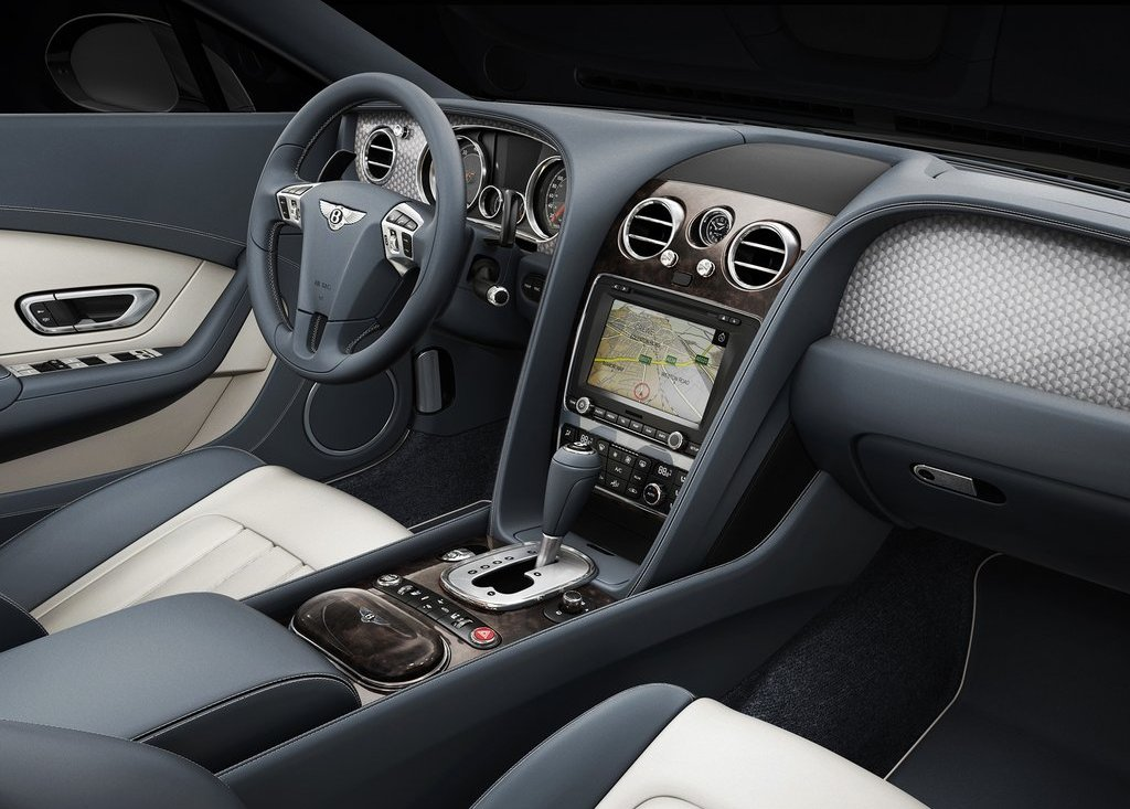 2013 Bentley Continental GT V8 Interior (Photo 4 of 8)
