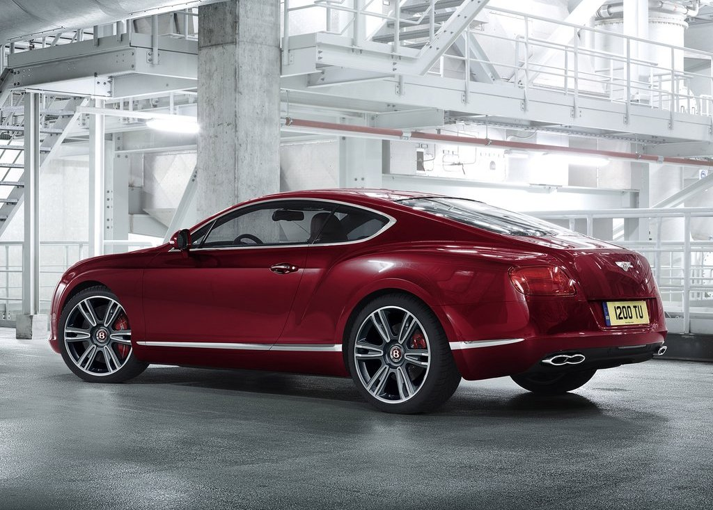 2013 Bentley Continental GT V8 Side (Photo 7 of 8)