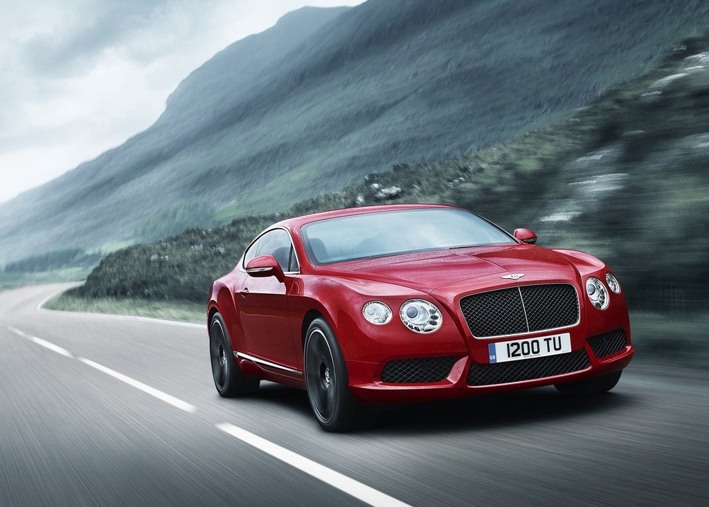Featured Image of 2013 Bentley Continental GT V8 Review