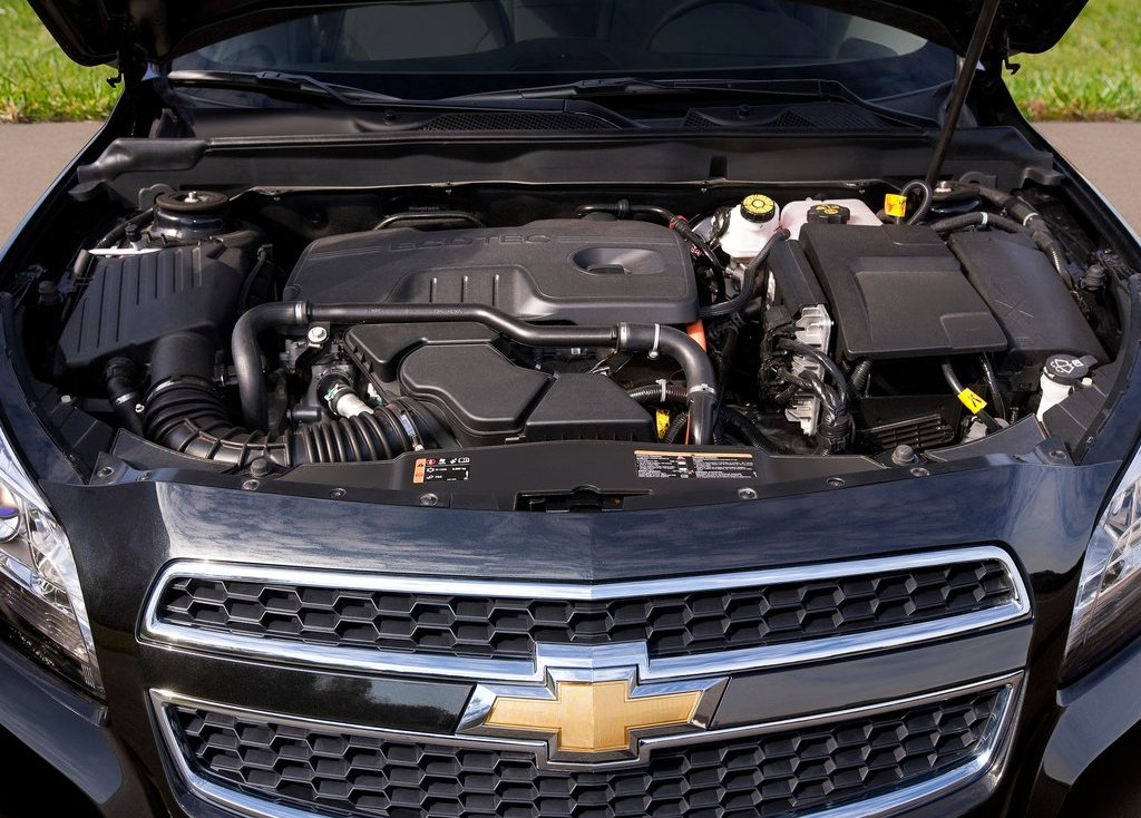 2013 Chevrolet Malibu ECO Engine (Photo 3 of 9)
