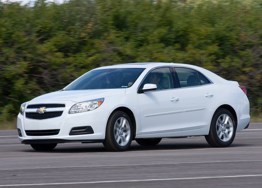 Featured Image of 2013 Chevrolet Malibu ECO Review