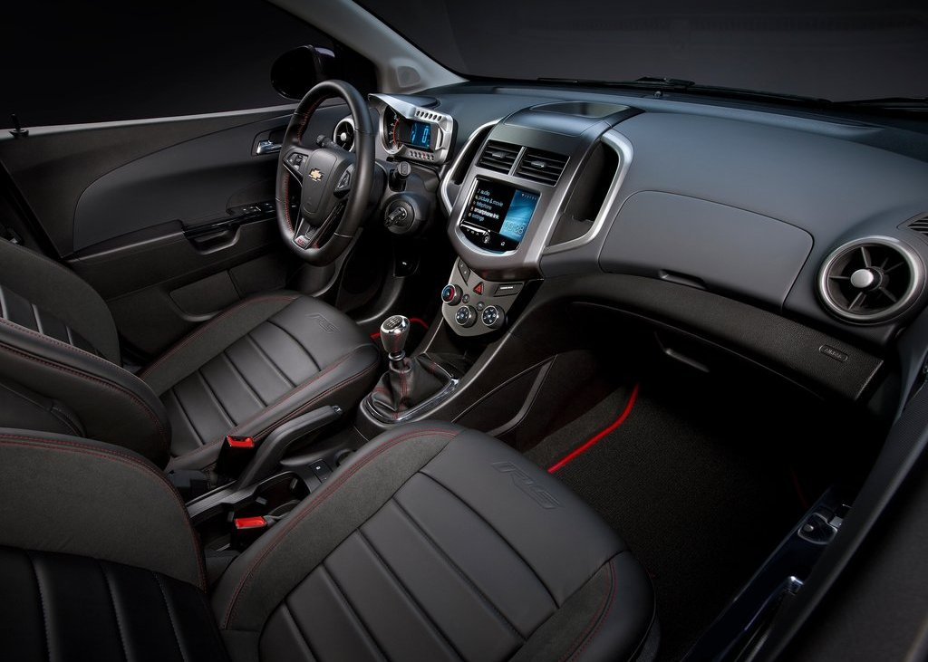 2013 Chevrolet Sonic RS Interior (View 3 of 27)