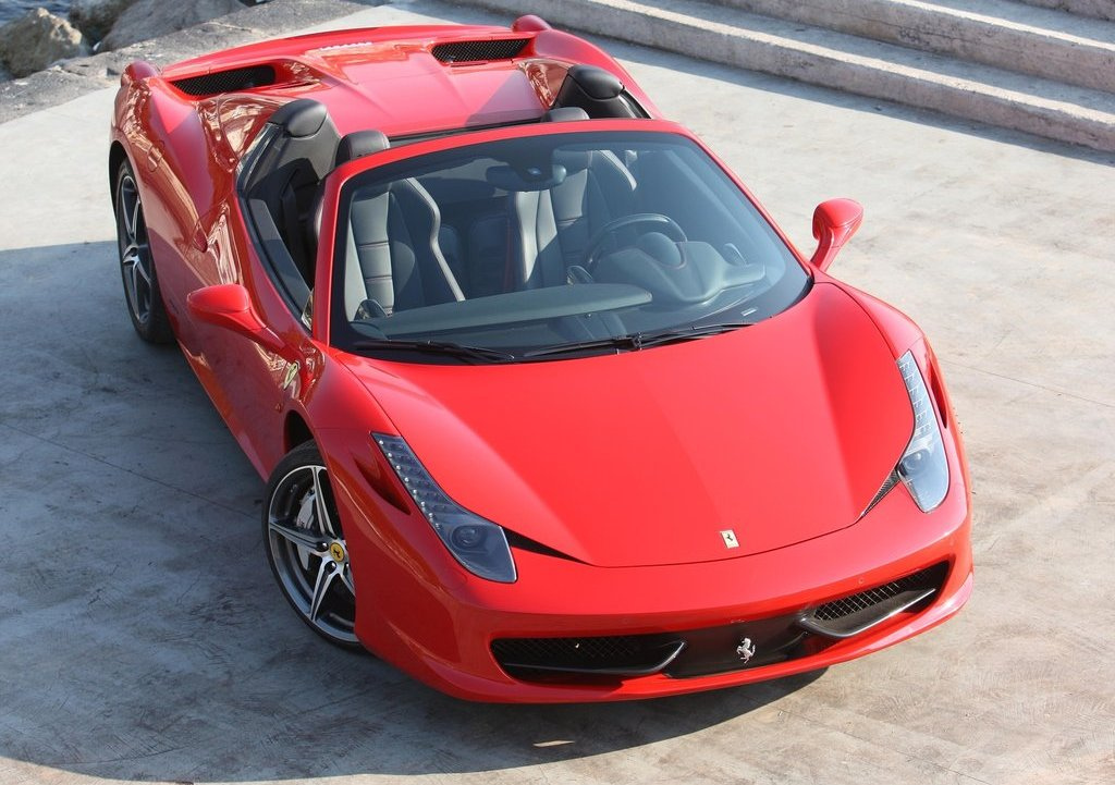 2013 Ferrari 458 Spider Top (Photo 11 of 11)
