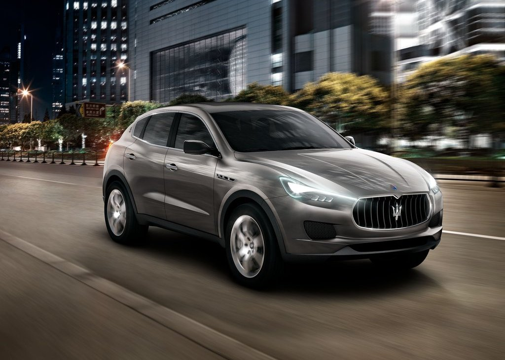2013 Maserati Kubang Review Pictures Gallery (3 Images)