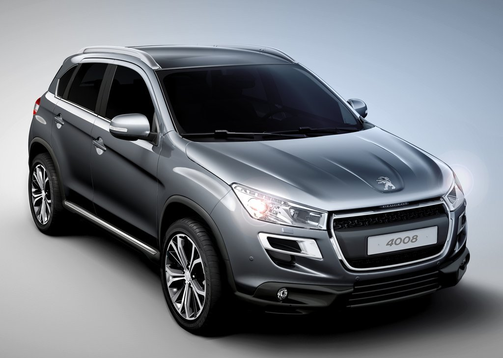 Featured Image of 2013 Peugeot 4008 Review