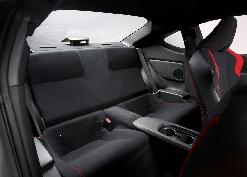 2013 Scion FR S Back Seat (Photo 2 of 47)