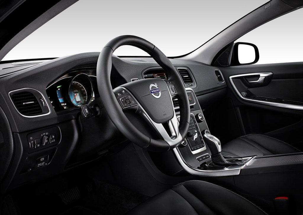 2013 Volvo V60 Plug In Hybrid Interior (Photo 5 of 9)