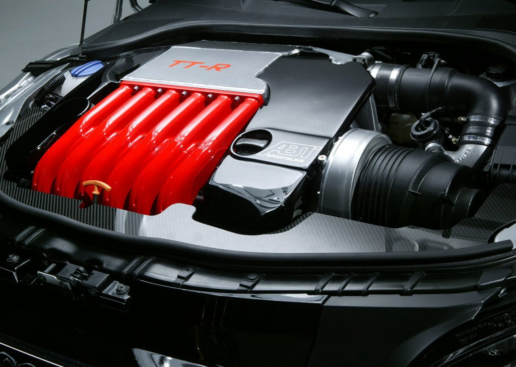 2007 ABT Audi TT R Engine (Photo 4 of 10)