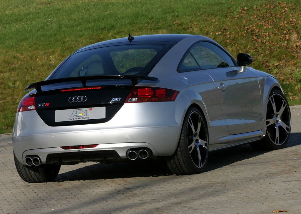 2007 ABT Audi TT R Rear (Photo 7 of 10)