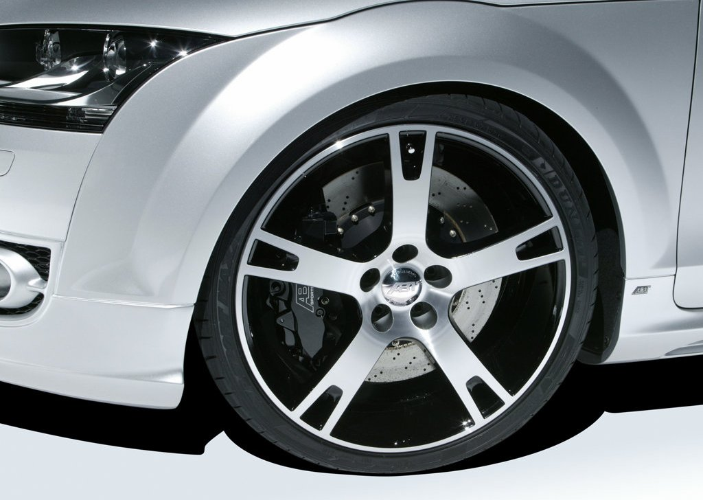 2007 ABT Audi TT R Wheel (Photo 10 of 10)