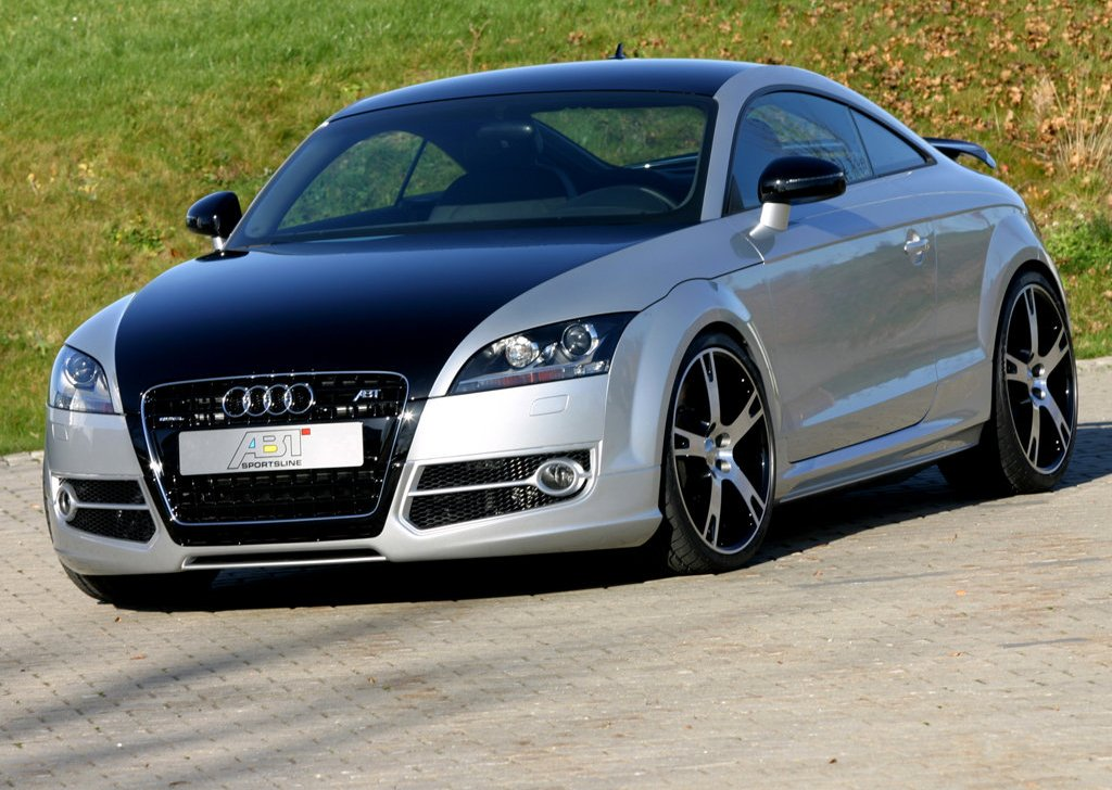 Featured Image of 2007 ABT Audi TT R Concept