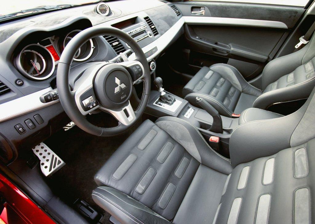 2007 Mitsubishi Prototype X Interior (View 10 of 19)
