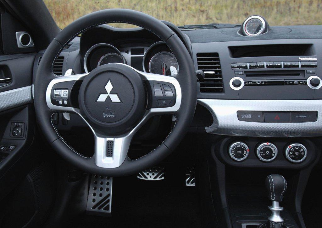2007 Mitsubishi Prototype X Interior (View 12 of 19)