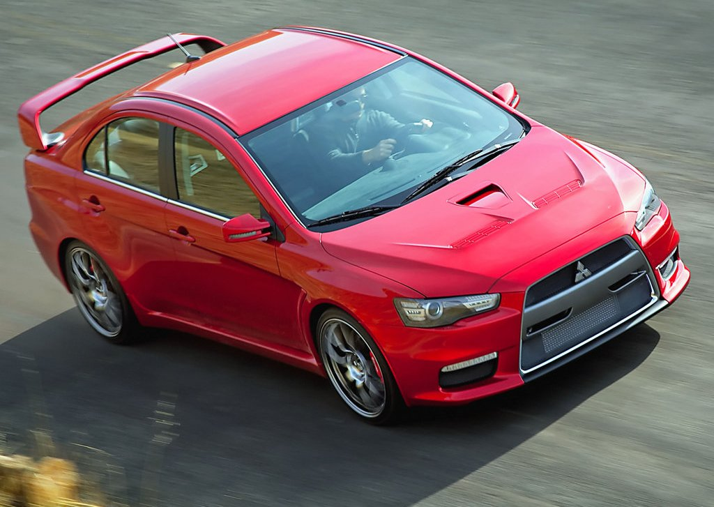 2007 Mitsubishi Prototype X Top (View 17 of 19)