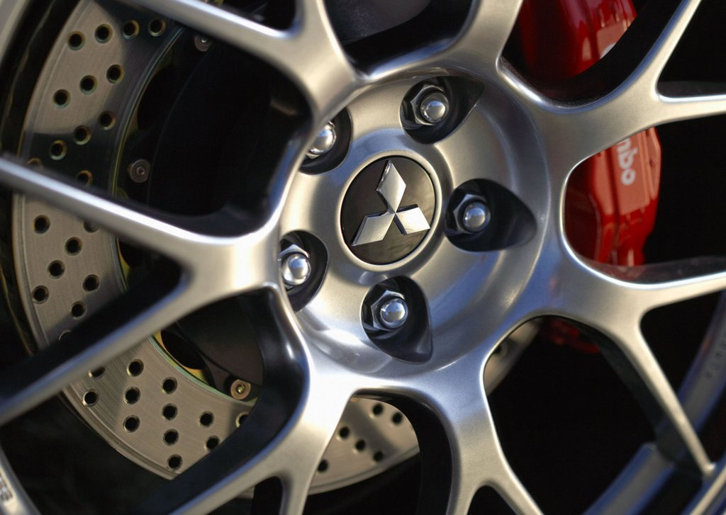 2007 Mitsubishi Prototype X Wheel (Photo 19 of 19)