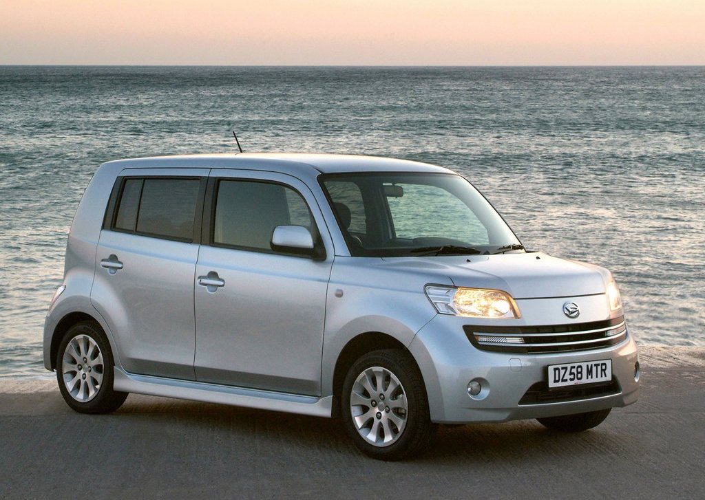 2008 Daihatsu Materia Review Pictures Gallery (7 Images)