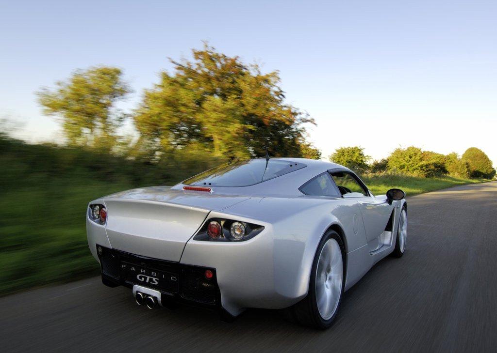 2008 Farbio GTS Rear (View 6 of 7)