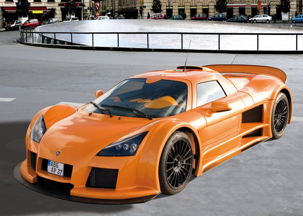 2008 Gumpert Apollo  (Photo 2 of 10)