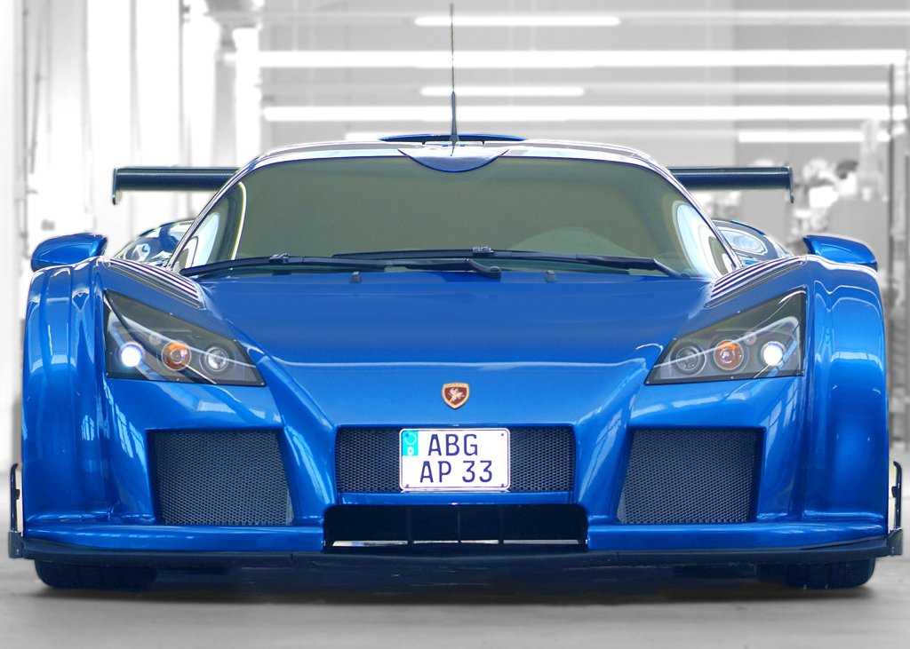 2008 Gumpert Apollo Front (Photo 4 of 10)